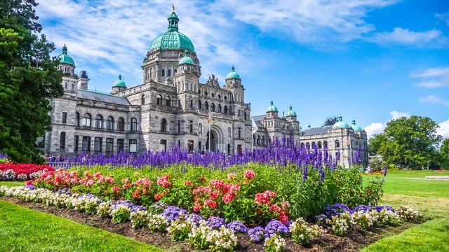 Parlementsgebouw Victoria
