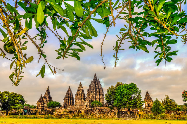 Prambanan tempel, Yogyakarta