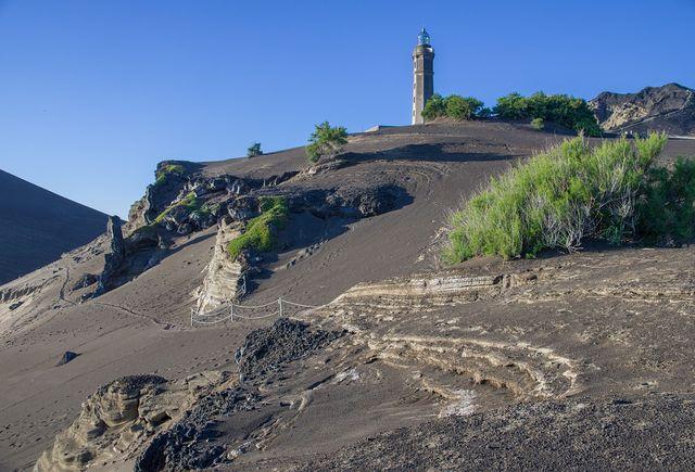 Landschap van Faial