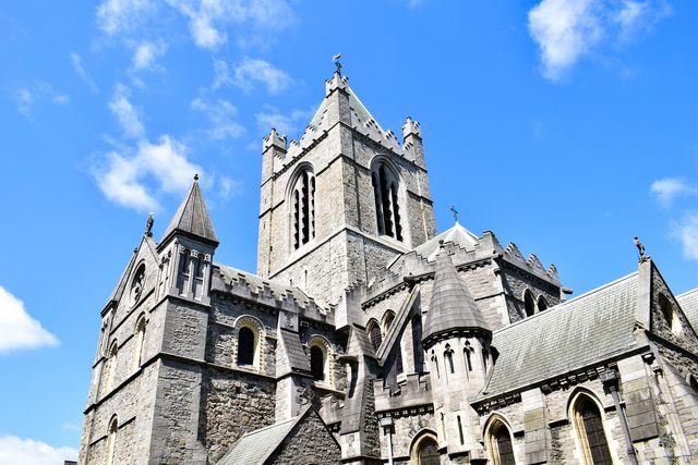 Kasteel in Dublin