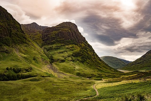 Schotland Glencoe