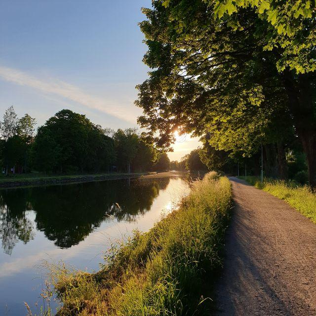 Gotakanal, Zweden