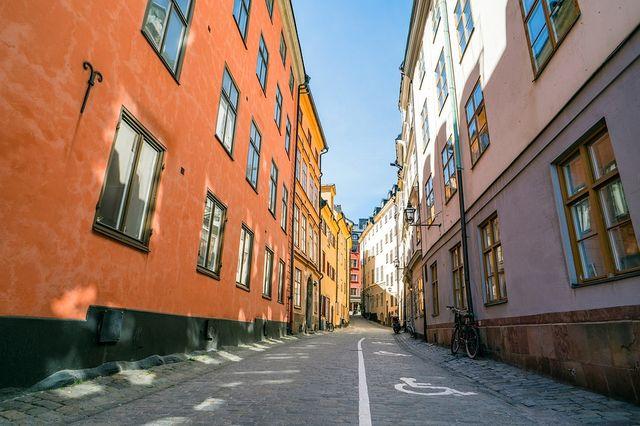 Zweden, Stockholm