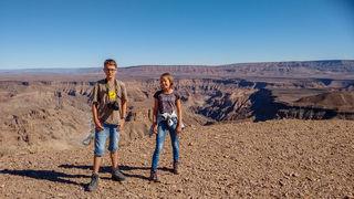Rondreis in Namibië met kinderen: Bijzondere plekken