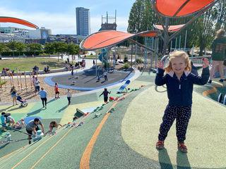 Speeltuinen in Nieuw-Zeeland