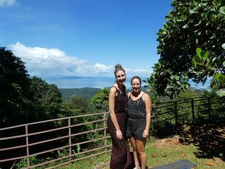 Reisspecialisten Wendy en Rianne in Suriname