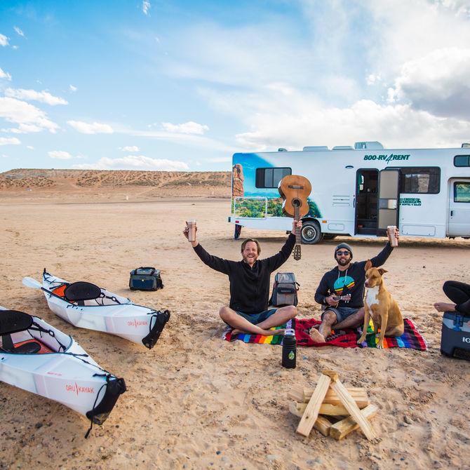 Familiereis Oost-Amerika per camper