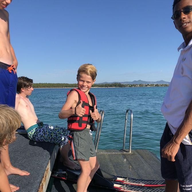 Familiereis Mauritius