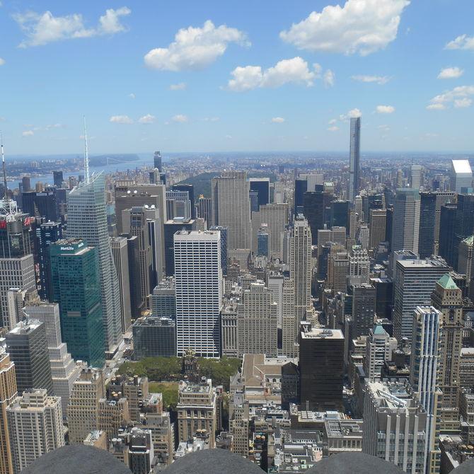 Familiereis New York