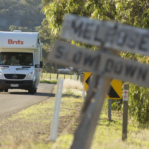 Camperreis West-Australië