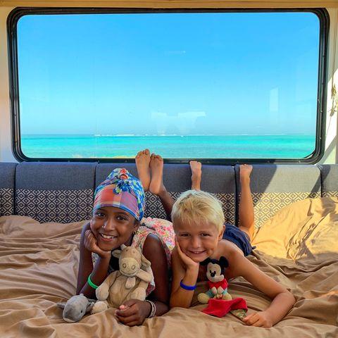 Familiereis West-Australië per camper