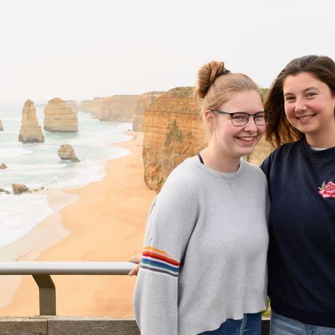 Camperreis met kinderen Australie