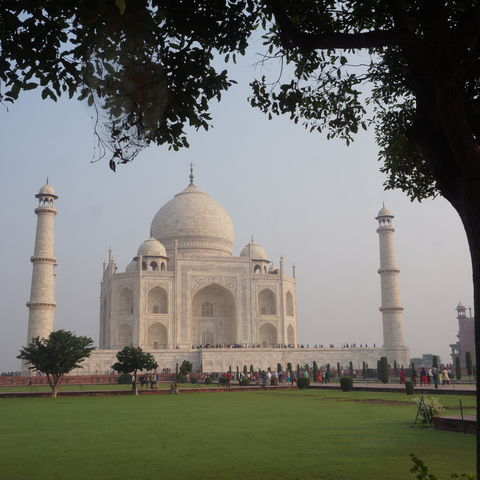 Familiereis India