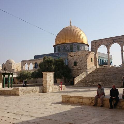 Familiereis Israël en Jeruzalem