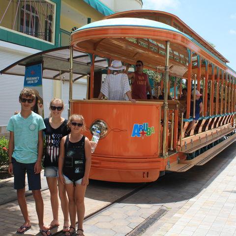 Korte familiereis New York en Aruba