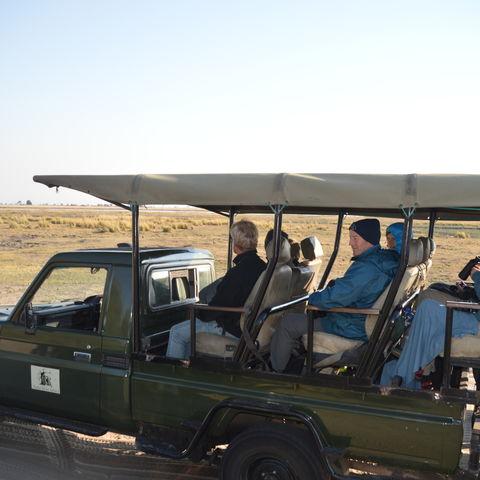 Safari met kinderen