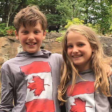 Amerika en Canada met kinderen