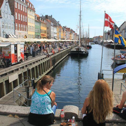 Familiereis Denemarken