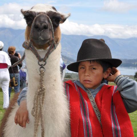 Inspiratie voor uw familiereis naar Ecuador