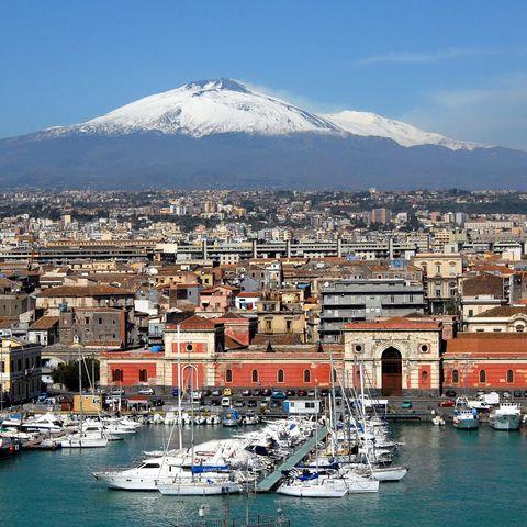 Familiereis Sicilië