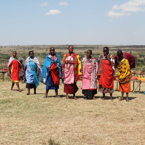 Familiereis Kenia