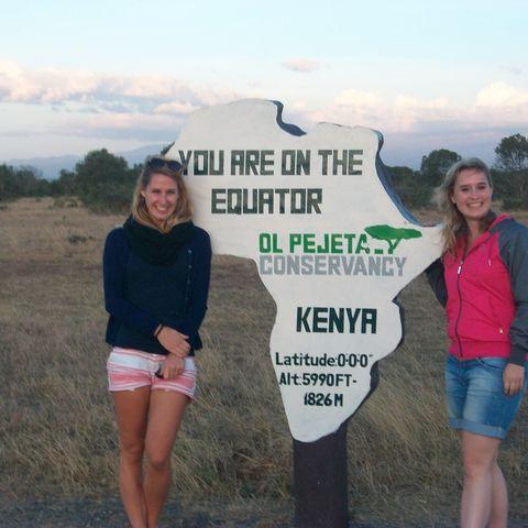 Kenia met kinderen