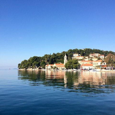 Familiereis Kroatië