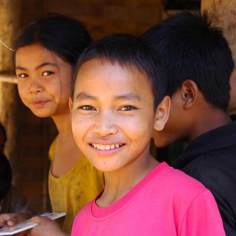 Familiereis Laos