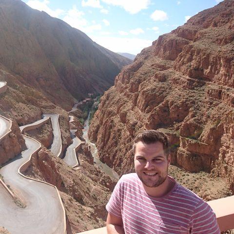 Familiereis Marokko Dades Vallei