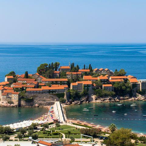 Familiereis Montenegro