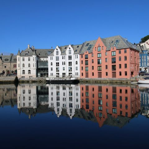 Familiereis Noorwegen