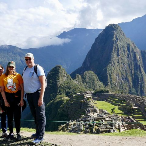 Peru met Kinderen