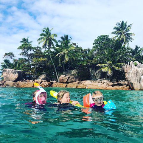 Korte familiereis Abu Dhabi en Seychellen