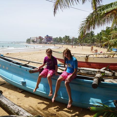 Familiereis Sri Lanka