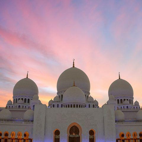 Familiereis Abu Dhabi