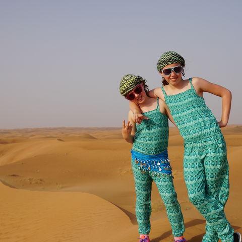 Familiereis Dubai