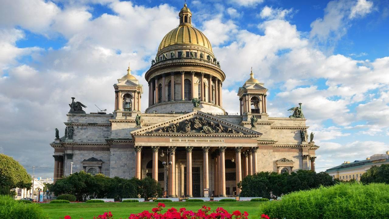 Izaäkkathedraal, St. Petersburg