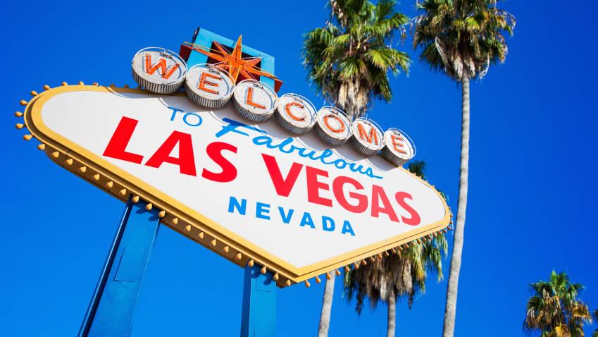 Las Vegas Bord