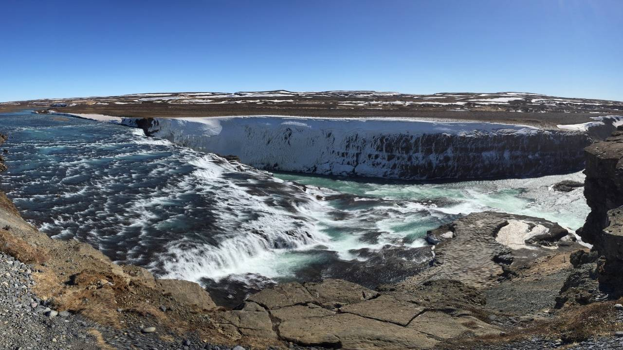 Golden Circle waterval