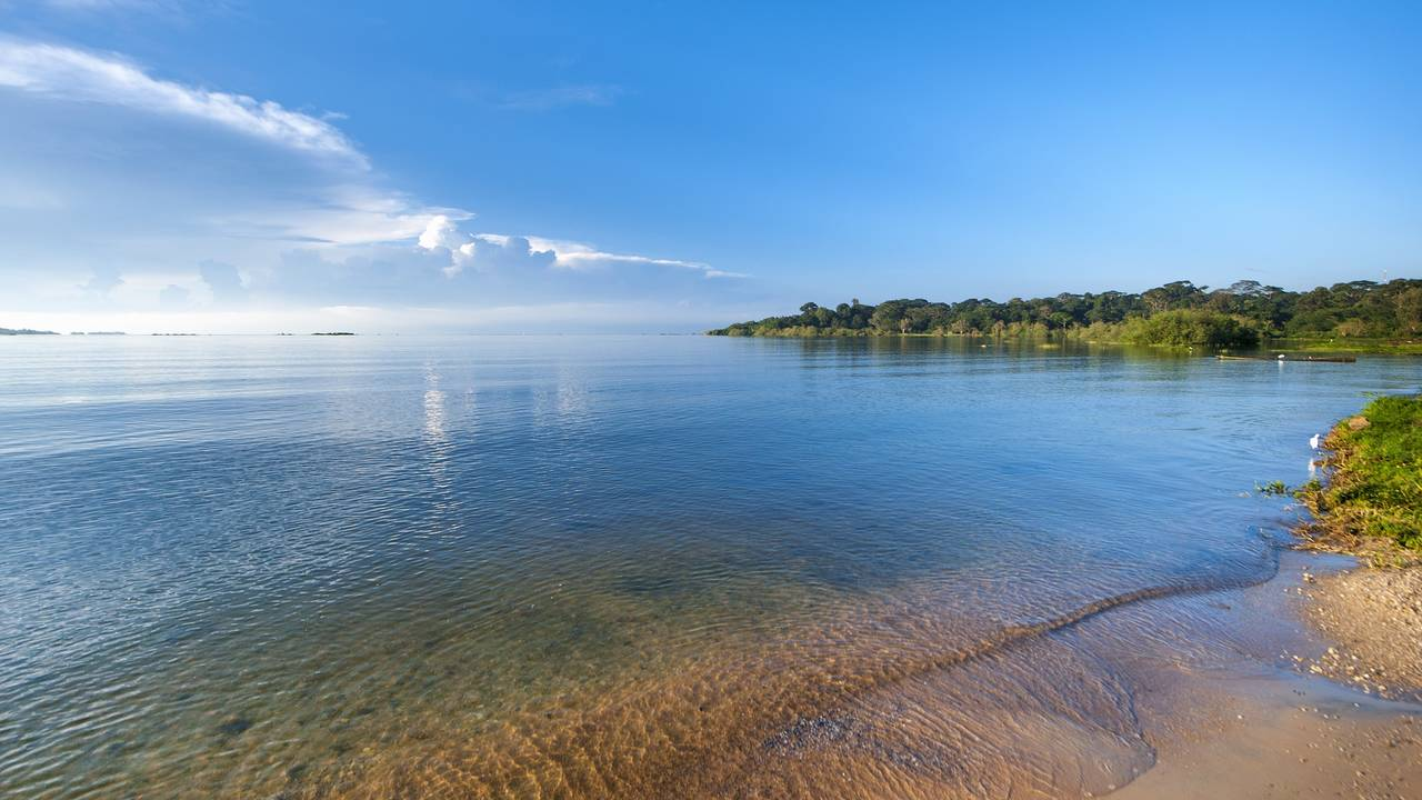 Lake Victoria, Oeganda