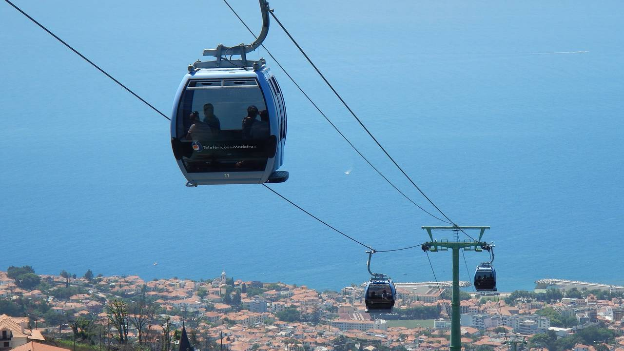 Lift Funchal, Madeira