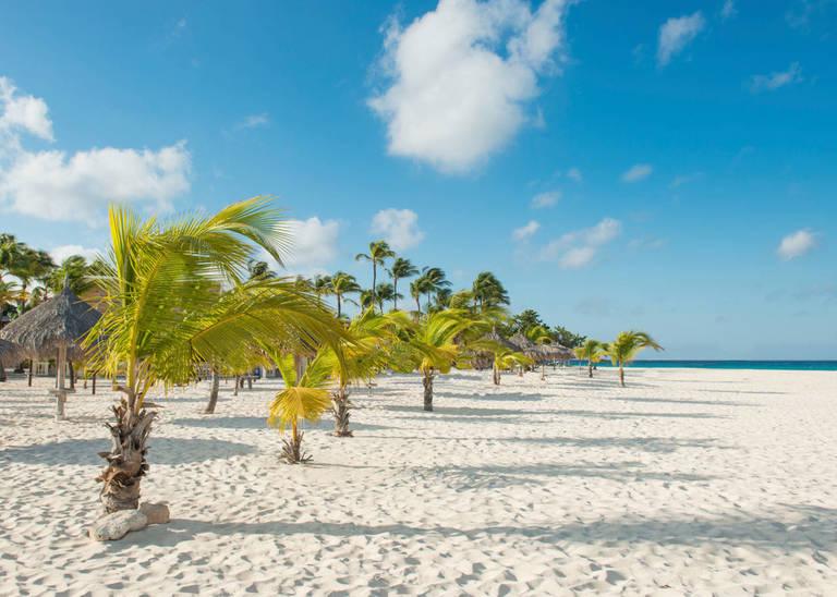 Strand, Aruba