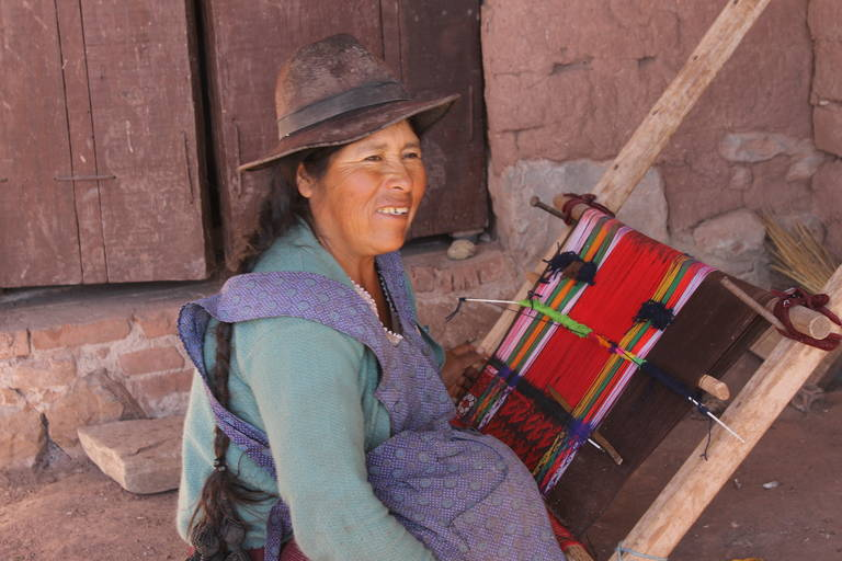 Local op het platteland nabij Potosí