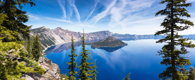 Crater Lake Nationaal Park