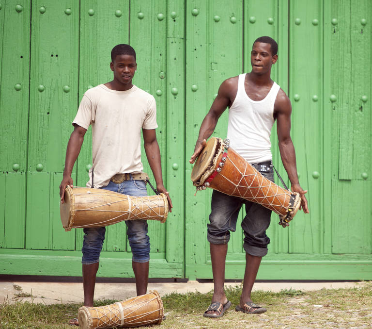Cubaanse muzikanten