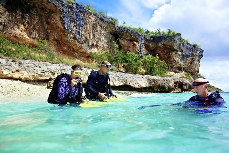 Duiken op Bonaire