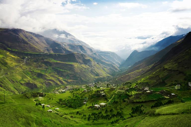 Prachtige omgeving van Cuenca