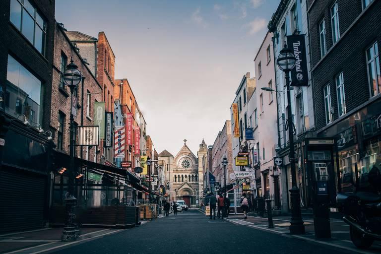 Dublin St Anne Street