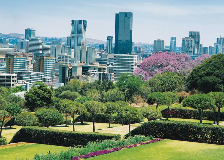 Skyline Johannesburg