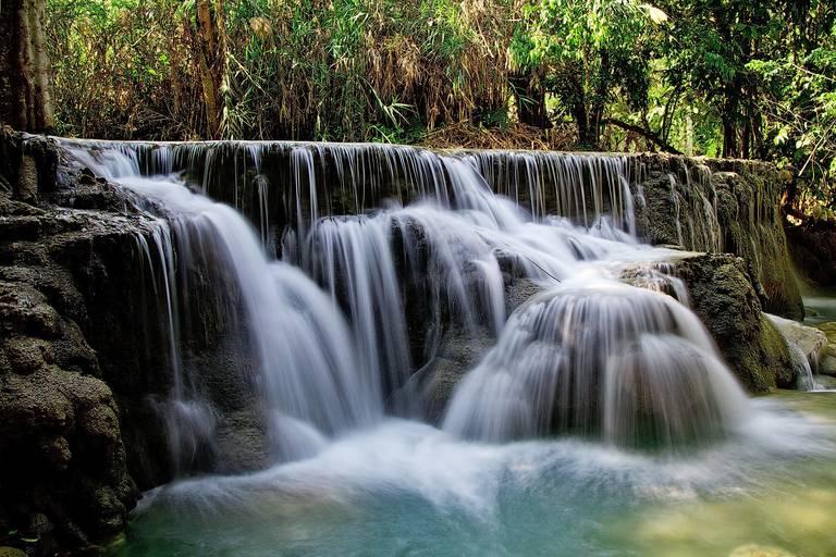 Kuang Si Waterval, Laos